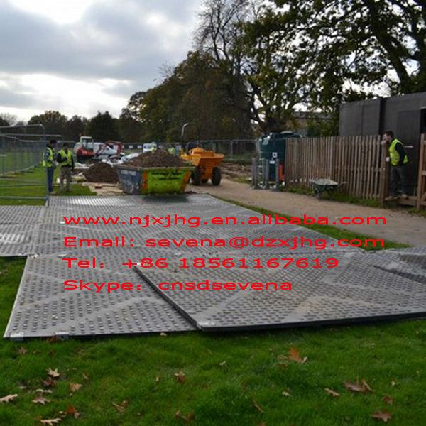 Pe Mobile Road Mat Oil Drilling Rig Floor Mats Crane