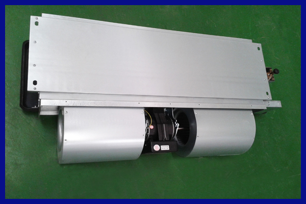 Hot Water Fan Coil Unit Concealed Ducted Chilled Water Fan