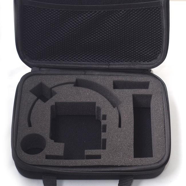 6 In 1 For GoPro Hero C Shape Flash Bracket Stand Grip Holder + LED Lamp +