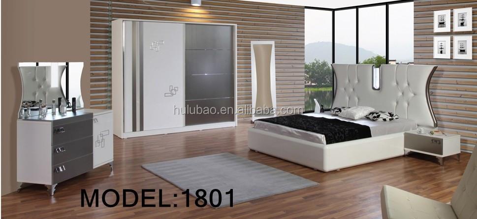 high fashion mdf master bedroom furniture design 1803. Black Bedroom Furniture Sets. Home Design Ideas