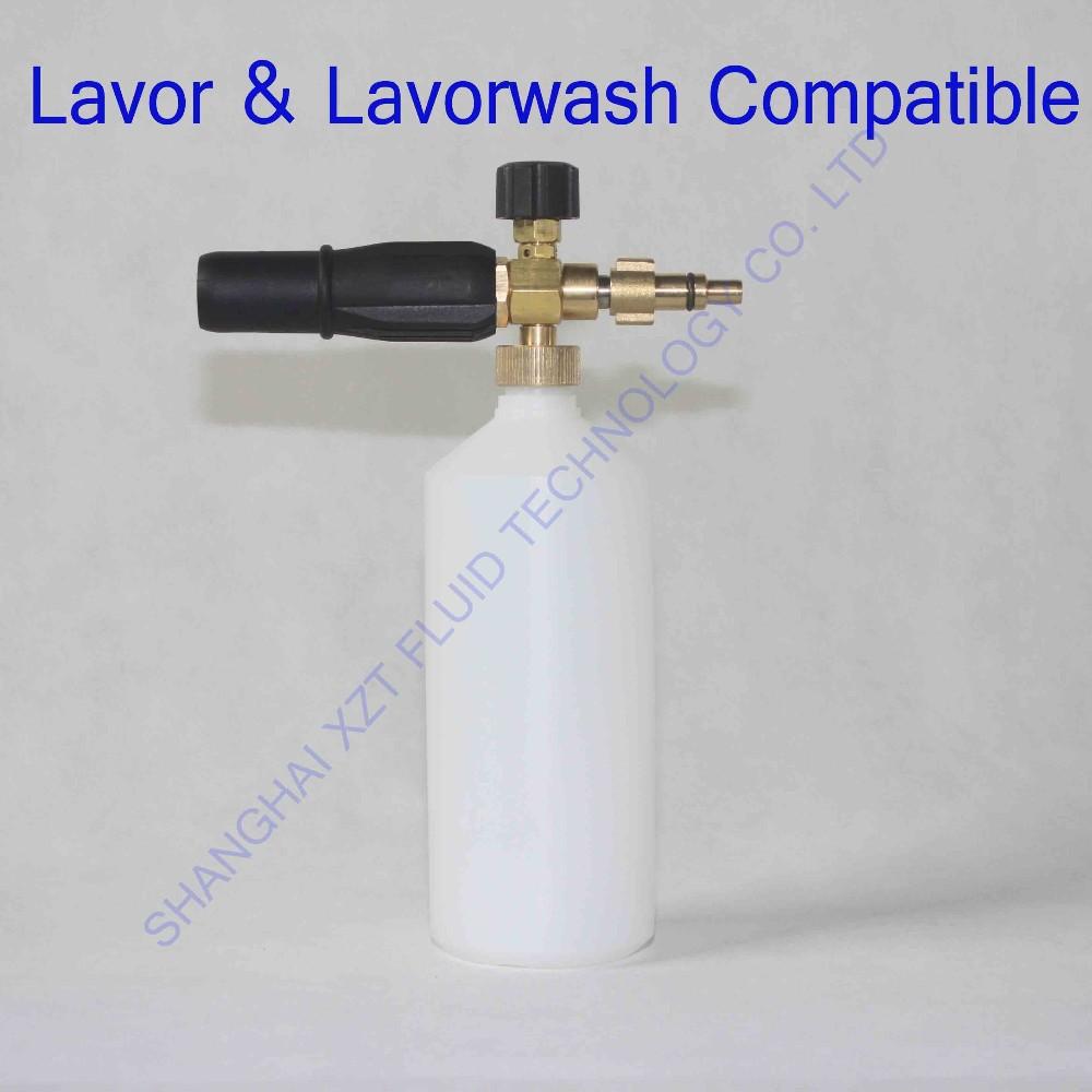 free shipping pressure washer lavor lavorwash compatible snow foam lance ebay. Black Bedroom Furniture Sets. Home Design Ideas