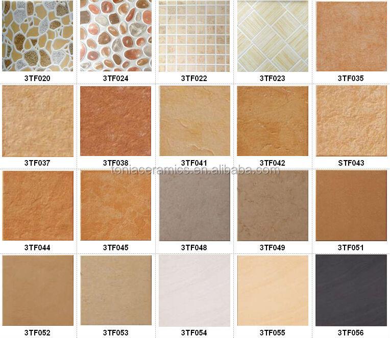 Non Slip Bathroom Floor Tiles India: Decorative Floor Tile Rustic Floor Garden Tile Price In