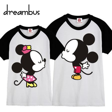 3a0092ab4e88b Playeras para parejas Mickey Mouse - Imagui