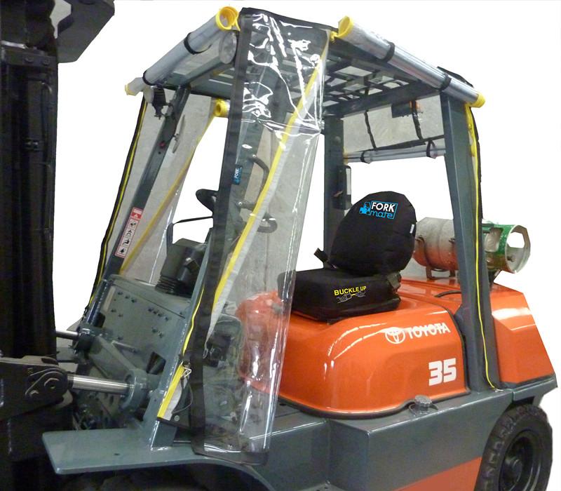 Forklift Cab Cover Buy Forklift Cab Cover Forklift Cab
