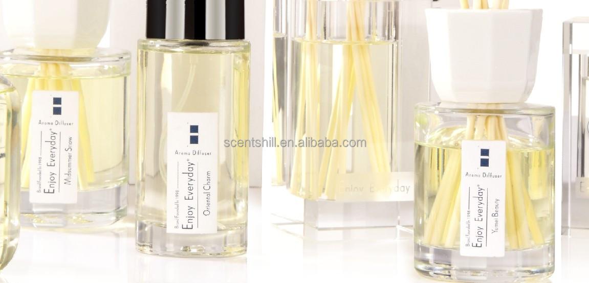 Oem 150ml 80ml Natural Fresh Indoor Home Volatile Perfume