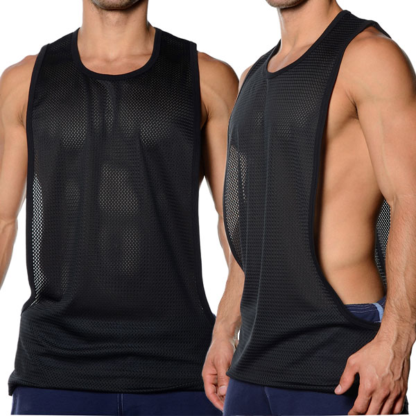 Check out our great selection of men's clothing including tank tops, t-shirts, shorts, pants, and much more.