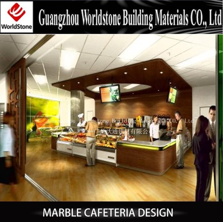 Customized Mdf Shining Fashional Restaurant Booth Fast