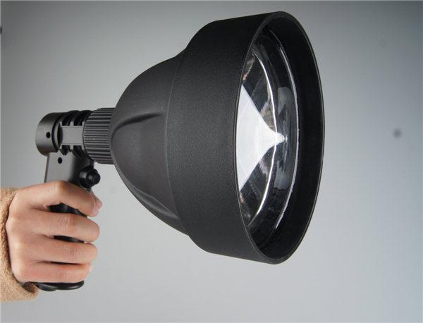 15w 1200lm Brightness Rechargeable Handheld Spot Light Led