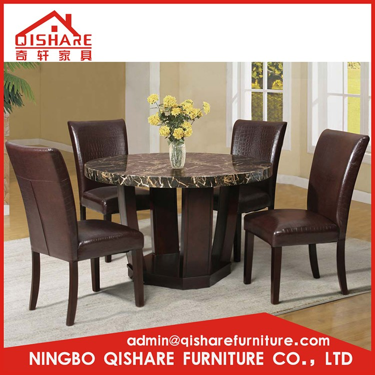 Living Room Furniture European Style Dining Room Table Set