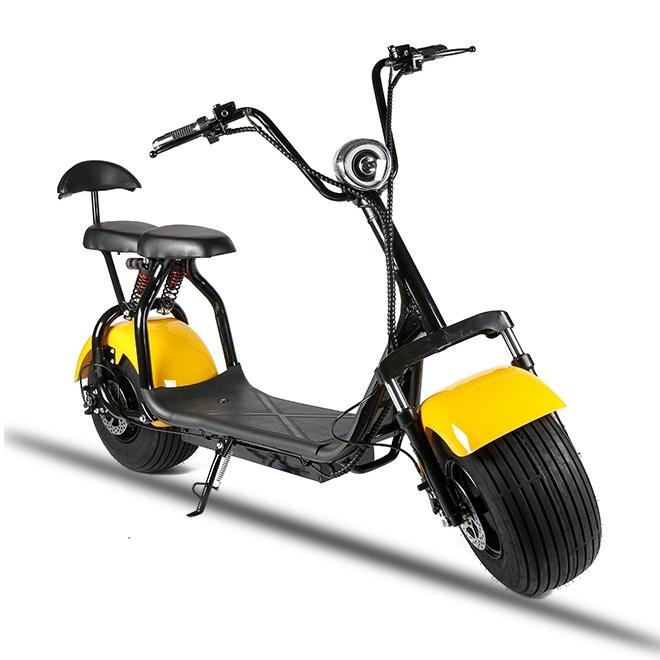 citycoco 2 tekerlekli iki koltuk elektrikli scooter yetiskin elektrikli motosiklet buy hareketlilik cin yetiskin moto 2000w electrique ile koltuk