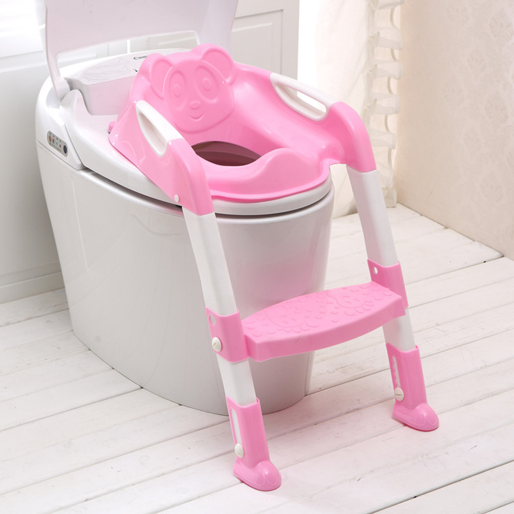 2019 New Arrival Baby Child Potty Toilet Trainer Seat Step