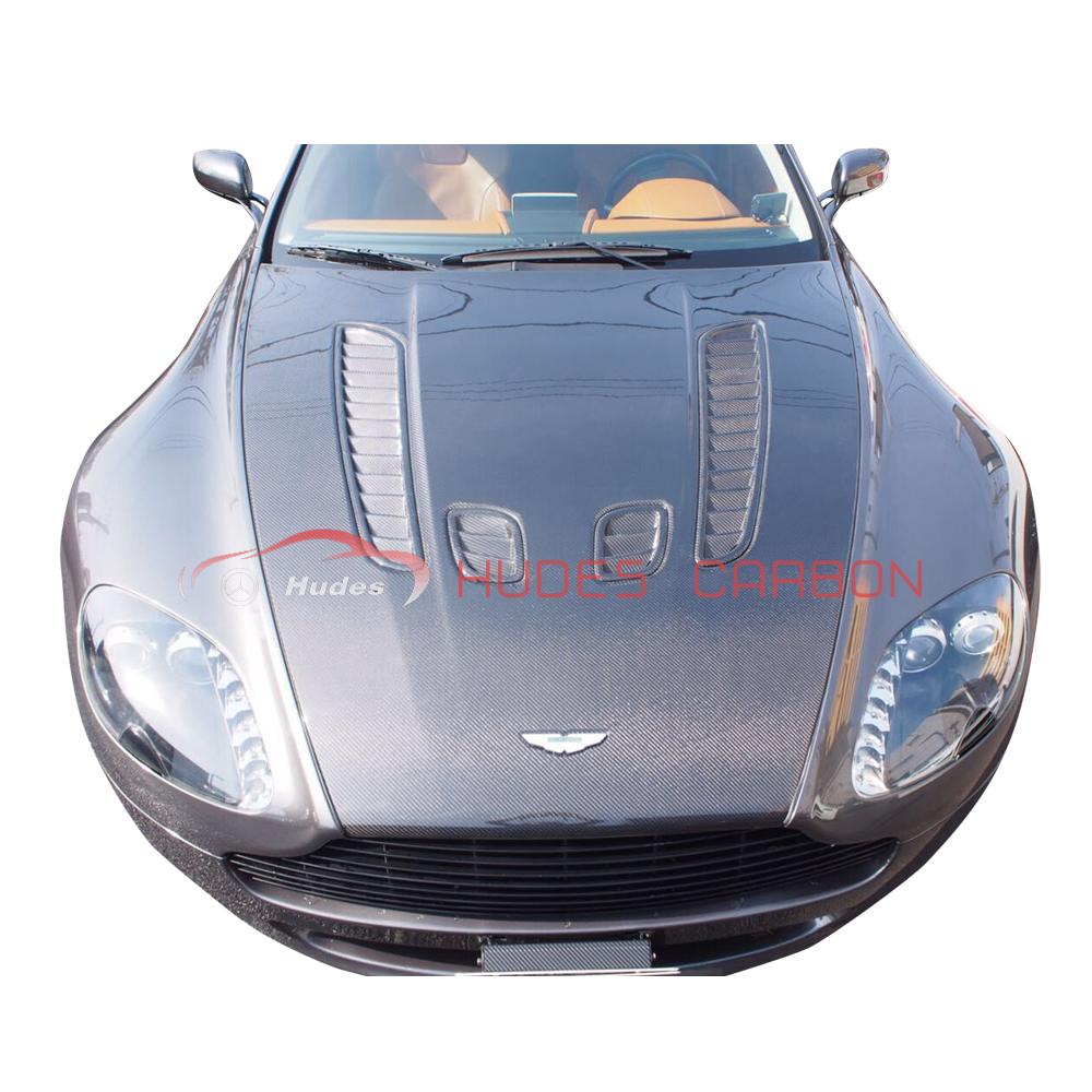 For Aston Martin Vantage V8 Carbon Hood V12 Look View Vantage V8 Carbon Fiber Hood Hs Product Details From Shenzhen Hudes Auto Parts Co Ltd On Alibaba Com
