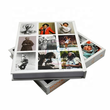 China printing factory cheap print fast hardcover art coffee table photo book printing
