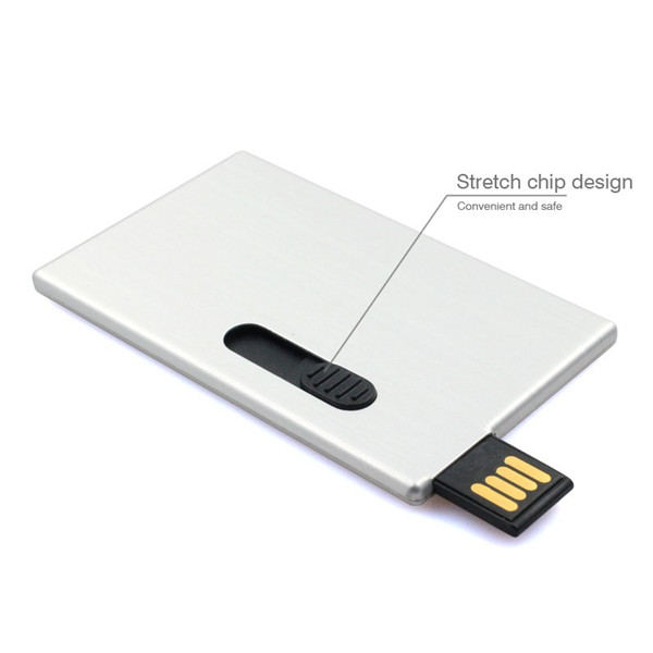 Chinese Novel Products Wholesale Ali Custom Logo Printing 2Gb Credit Card Usb Flash From Usb Flash Drives Manufacturer - USBSKY | USBSKY.NET