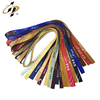CMYK printed ribbons