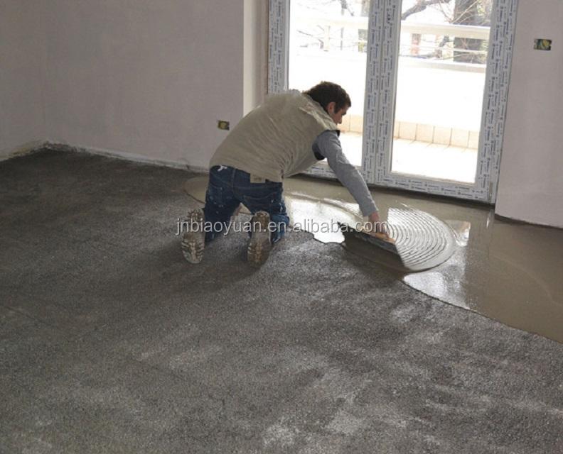 Polished Self Leveling Concrete