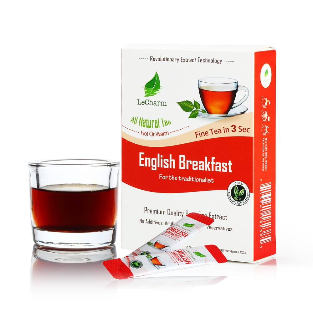 Whole sales High quality English breakfast black tea private label ok FSSC22000 certified factory - 4uTea   4uTea.com