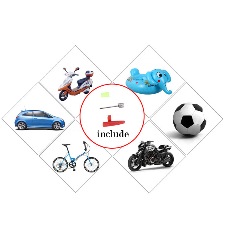 Оптовая продажа, надувной воздушный клапан, адаптер из нержавеющей стали, металлический насос, штырь, насос для спортивного мяча, игла для футбольного баскетбола