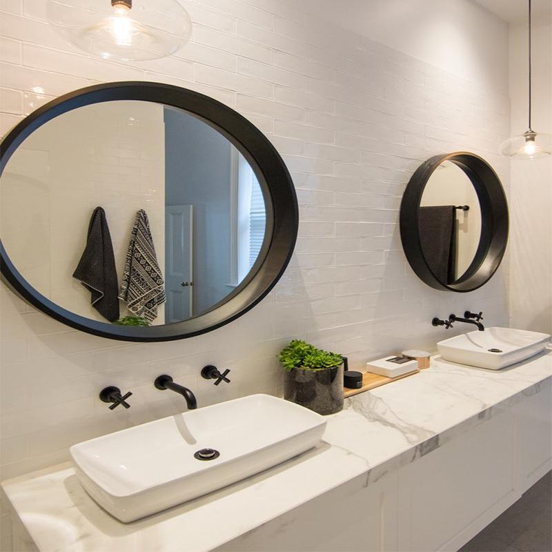 Modern Italian Mirrored Hotel Floating Double Sink Bathroom Vanity Buy Bathroom Vanity Modern Bathroom Vanity Double Sink Bathroom Vanity Product On Alibaba Com