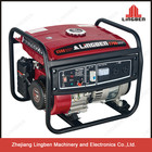 Power Generator Electric Generator LingBen 6.5Hp Mini Portable Power Electric Gas Generator Set TaiZhgou Factory 2kva