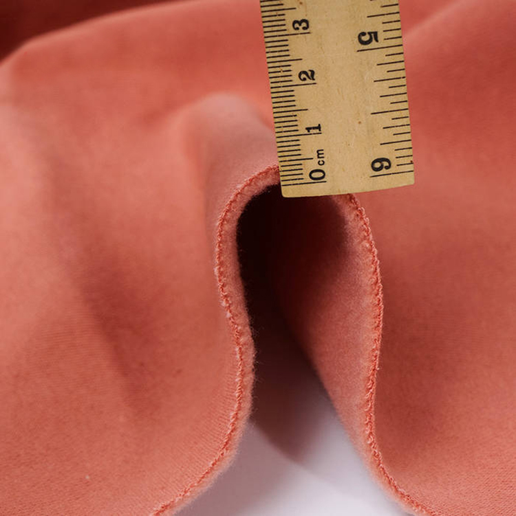 Wholesale good feedback heavyweight sweatshirt fleece fabric