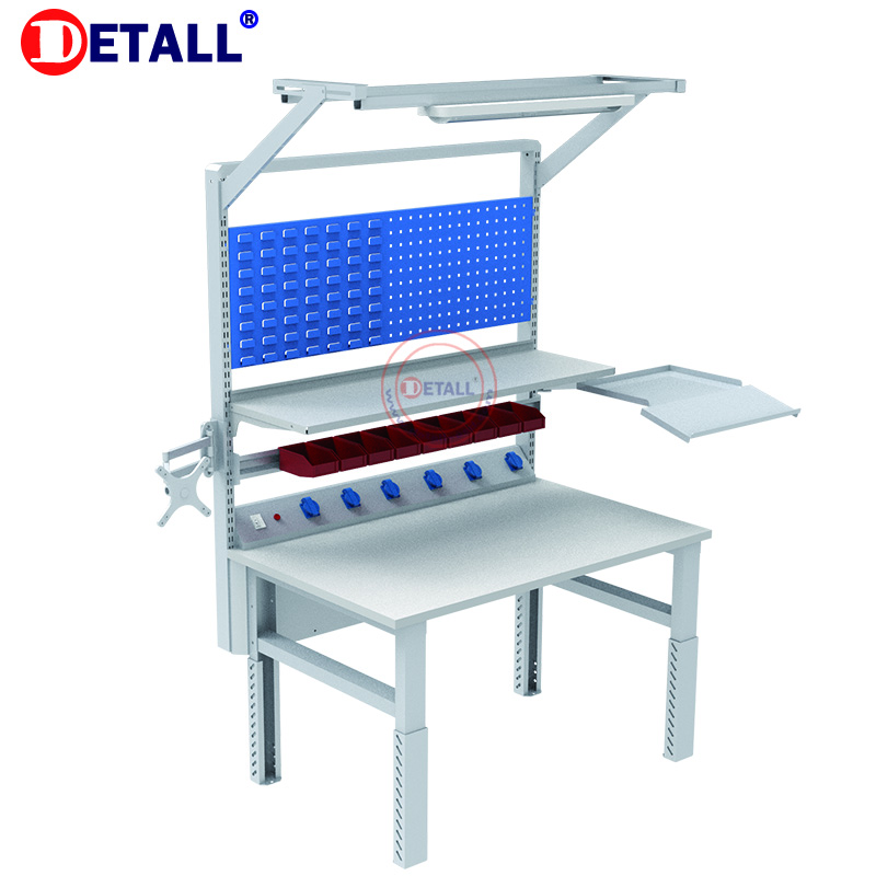 stainless steel industrial work table for industrial working