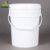 5 Gallon plastic heavy duty bucket with handle and lid for American