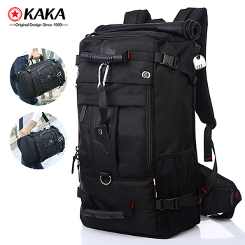 Factory hot sell custom hiking climbing waterproof mens anti theft back packs travel outdoor laptop backpack bag backpack