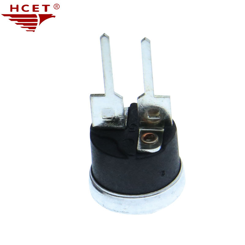 Resettable thermal switch adjustable thermostat KSD301