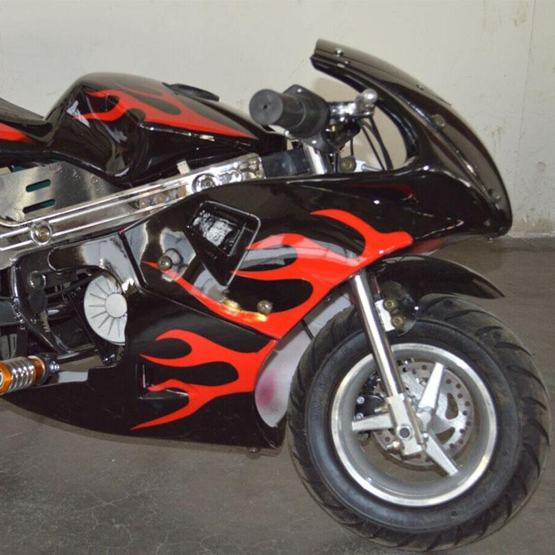 Popular design 49CC gasoline scooter