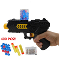 Pistol Gun Soft Bullet and Water ball gun CS Game toys Water Crystal 2 in 1