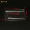 transparent pvc case+pillow