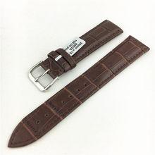 Ремешок для часов из натуральной кожи для мужчин и женщин 12 13 14 16 18 20 22 24 мм ремешок для часов модные кварцевые часы ремешок для Cartier dw(China)
