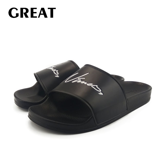 Summer Black Slide Custom Sandal Bedroom Slipper Women Shoes Slides Sandals Slides for Men Slippers Sandal Slides Footwear