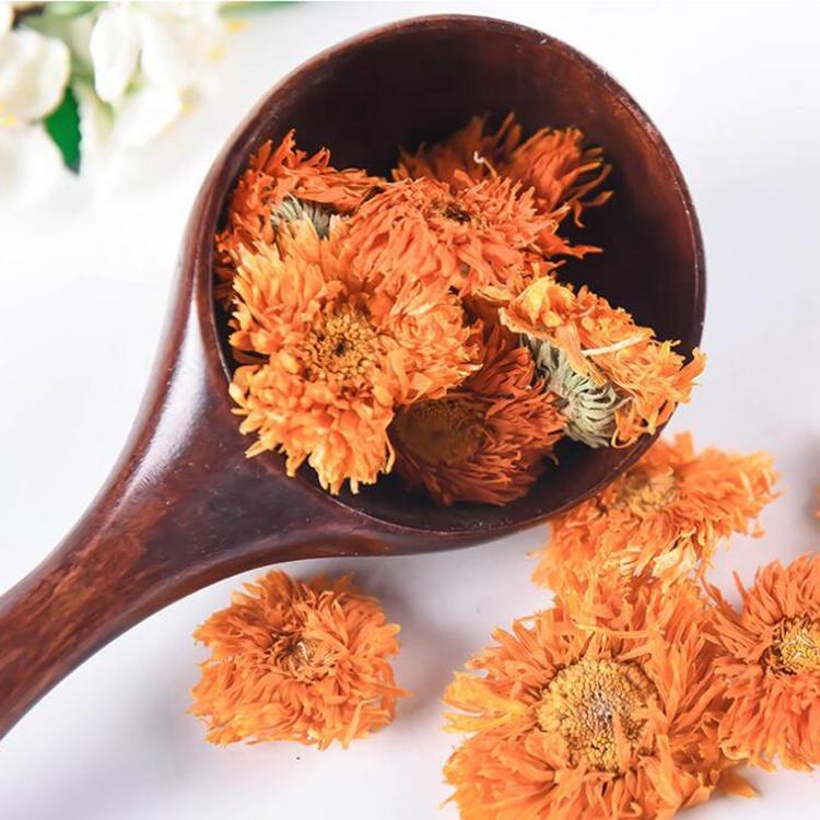 Dry Marigold Flower ,Chinese Detox Herbal Tea,dry flower - 4uTea   4uTea.com