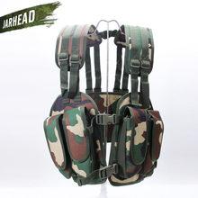 Уличный тактический охотничий жилет, армейский вентилятор, тактический Камуфляжный жилет, оборудование для охоты(Китай)