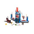 Lepin 308 PCS Nexo Knights Merlok s Library Building Blocks Model Bricks Toys Compatible with LEGOS