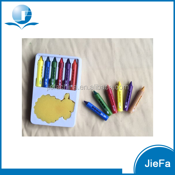 Bath Crayons With ASTM D4236 And EN-71