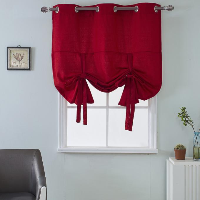 Hafei Window Curtain Rod Curtain Red Kitchen Curtain Buy Kitchen Curtain Curtain Red Window Curtain Rod Product On Alibaba Com