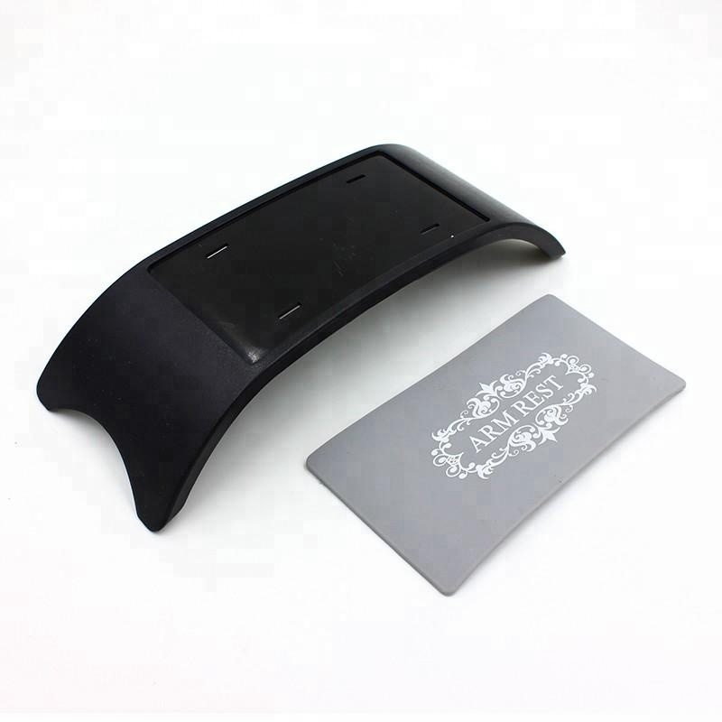 Manicure Hand Rest Pillow Cushion Soft Silicone Pad Mat Arm Rest Nail Pillow