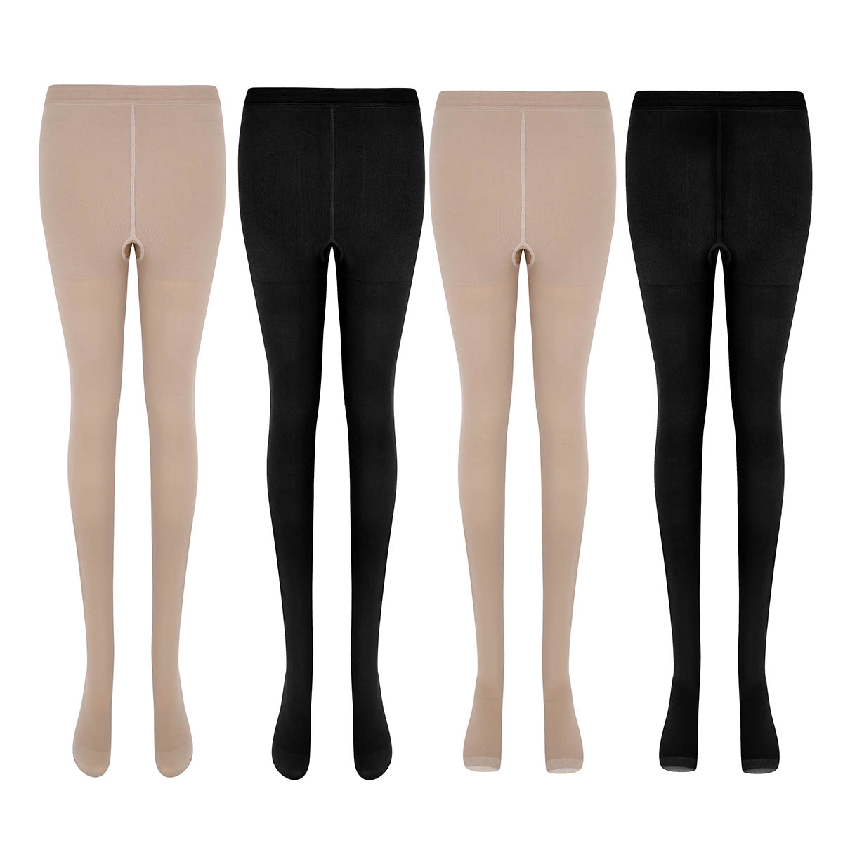 44e283a18 Detail Feedback Questions about Women Opaque Compression Stockings ...