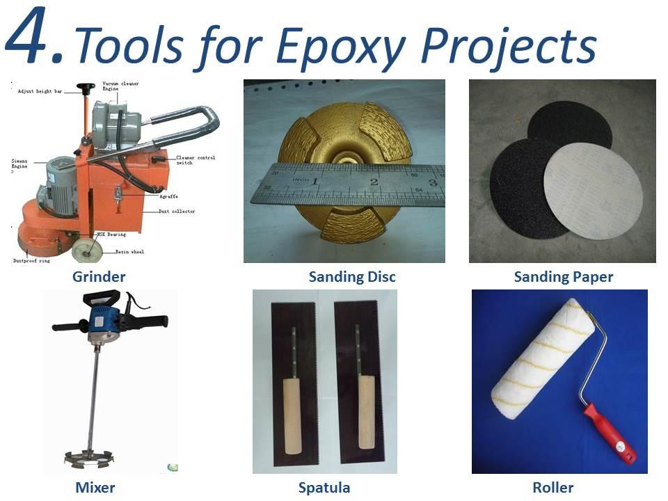Maydos Epoxy Floor Coating Tools Trowel