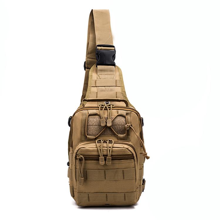 large military single sling bagpack back pack shoulder backpacks for school