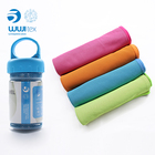 OEM Factory direct wholesale bottled microfiber bike towel instant bamboo cooling sports cool towel ice towels