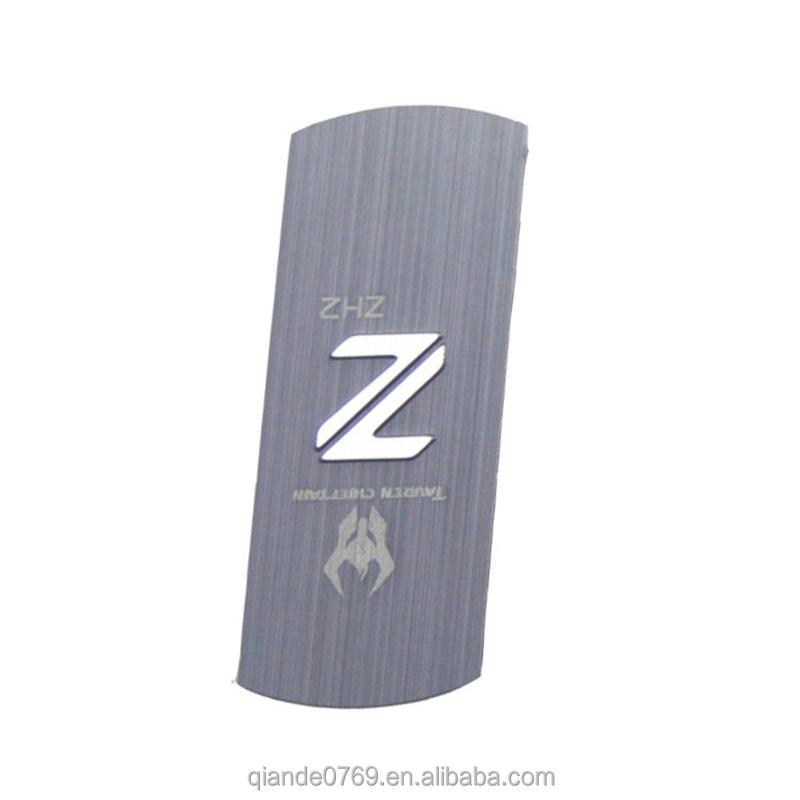 20 летним заводом, бесплатный образец изготовленным на заказ логосом гравировкой Алюминиевые Металлические Бирки Бирка