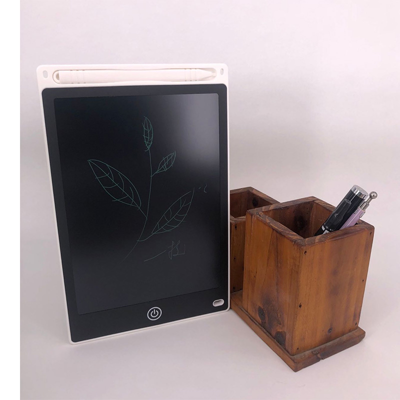 ЖК-планшет для письма 8,5 дюйма, зеленый планшет для письма для детей