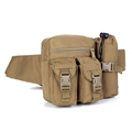 D5column Outdoor Sport Tactical Molle Pouch Camping Fishing Hunting Travel Hiking Waist Bag Military Messenger Bag