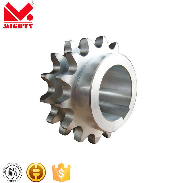 Single or Duplex Chain and Sprocket Pulley Wheel