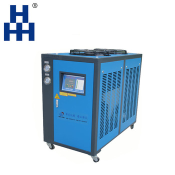 3HP 5HP 10HP 12 HP 15HP 20HP industrial water Chiller for sale