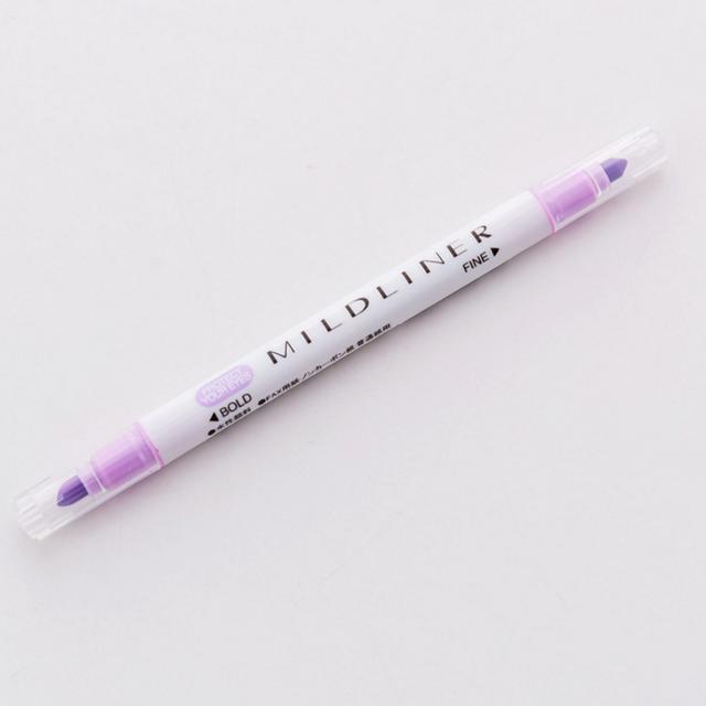 Двойной головкой сплошной хайлайтер канцелярская бумага для детей 12 видов цветов флуоресцентная ручка, ручка для краски маркер для белой доски